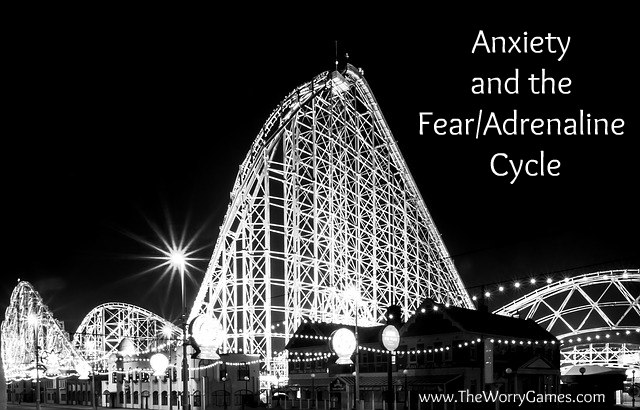 anxiety fear adrenaline