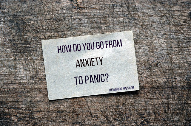 How Anxiety Turns Into Panic