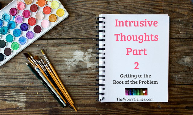 The Root of Scary intrusive thoughts