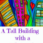 A Tall Building With a Window Seat