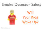 Smoke Detector Safety:  Will Your Kids Wake Up?